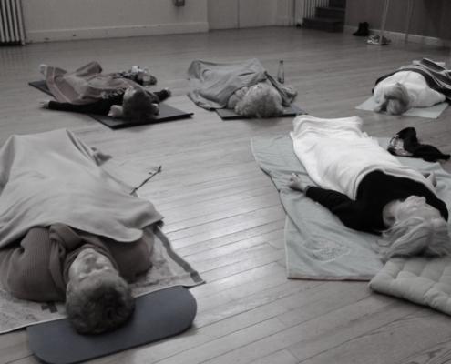 Séance de yoga nidra - La Rochelle