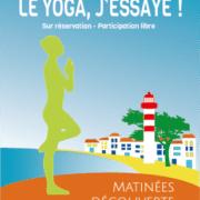Journée Découverte du yoga à La Rochelle en eptembre 2019