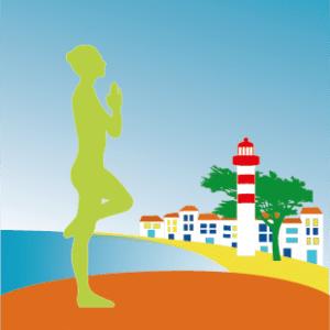Affiche journée découverte du yoga à La Rochelle en septembre 2019