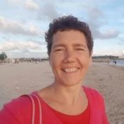 Sophie Terrier - Professeur de yoga à l'Arbre Yoga à La Rochelle