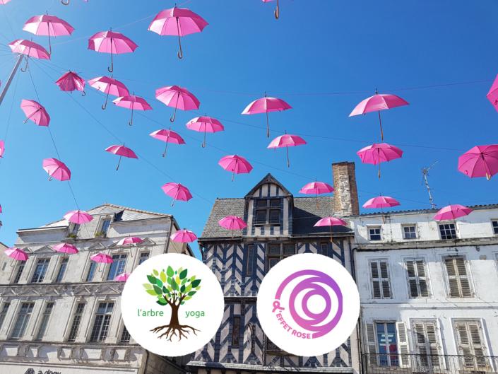 L'Effet Rose et L'ArbreYoga à La Rochelle