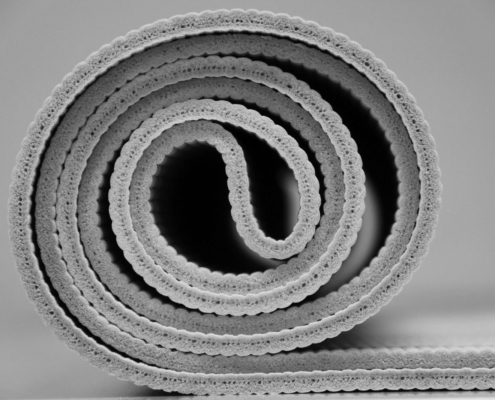 Tapis de yoga - L'Arbre Yoga La Rochelle