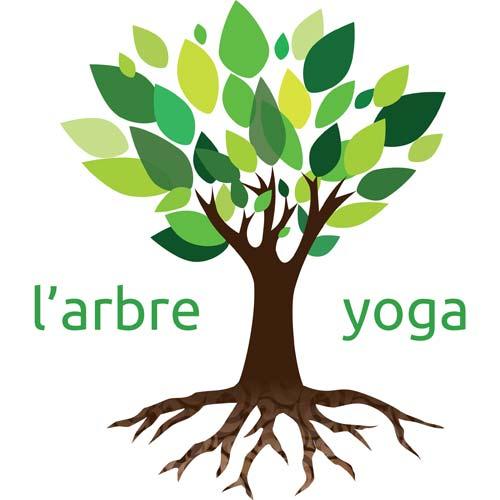 Logo de l'Arbre Yoga La Rochelle