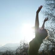 Salutation au soleil